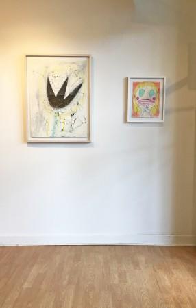 Madelyn Jordon Fine Art ADAM HANDLER: BETWEEN NIGHTMARES AND FAIRY TALES Install 11