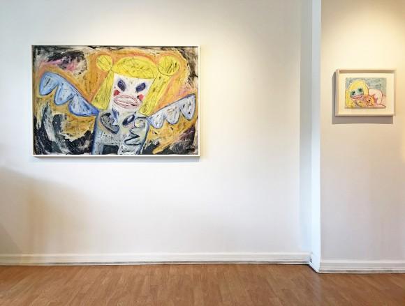 Madelyn Jordon Fine Art ADAM HANDLER: BETWEEN NIGHTMARES AND FAIRY TALES 35