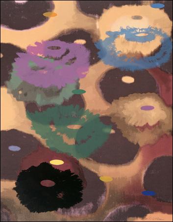 Madelyn Jordon Fine Art 'THE BIRDS AND THE BEES' including works by Ross Bleckner,Carole Bolsey,Deborah Buck,Diane Cherr,Ruth Epstein,Wolf Kahn,Lawrence Kelsey,Joy Moser,Lucie Gould Reitzfeld,Hunt Slonem, Donald Sultan,Linda Touby 2