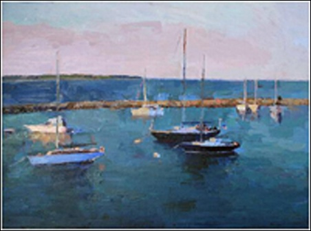Madelyn Jordon Fine Art Larry Horowitz: Reflective Moments