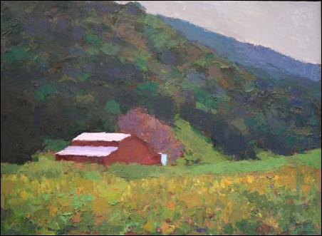 Madelyn Jordon Fine Art Larry Horowitz: Reflective Moments 16