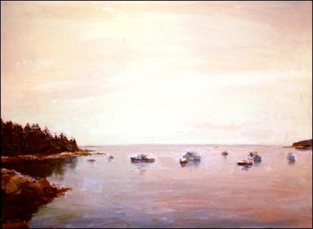 Madelyn Jordon Fine Art Larry Horowitz: Reflective Moments 22