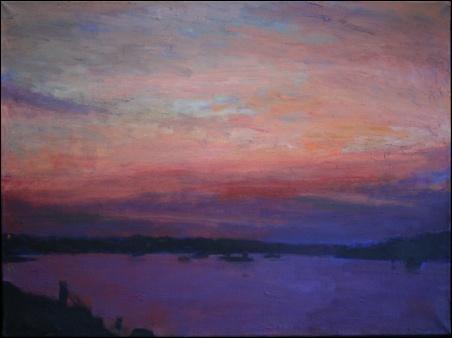 Madelyn Jordon Fine Art Larry Horowitz: Reflective Moments 10