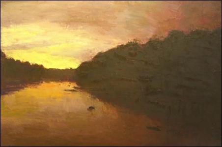 Madelyn Jordon Fine Art Larry Horowitz: Reflective Moments 5