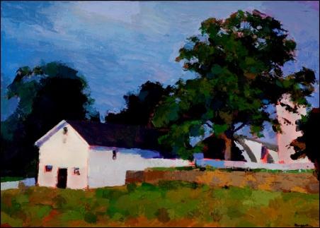 Madelyn Jordon Fine Art Larry Horowitz: Reflective Moments 1