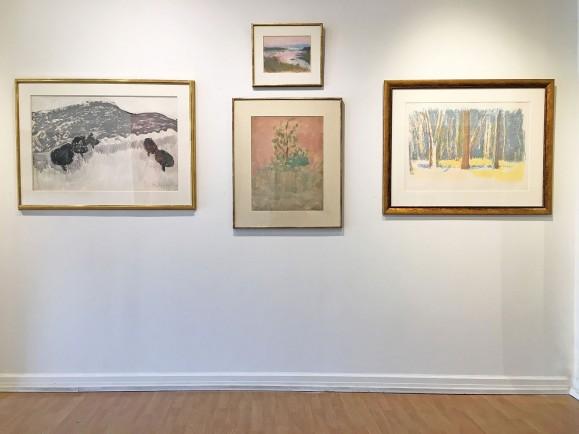 Madelyn Jordon Fine Art STAGING NATURE: A WORLD UNTO ITSELF 24