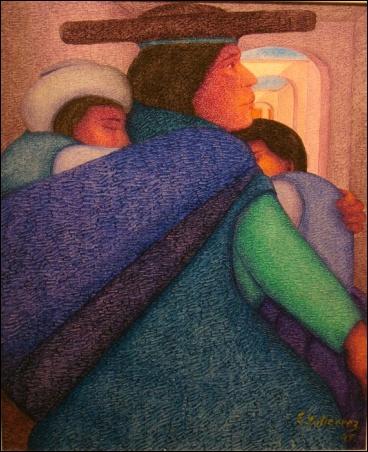 Madelyn Jordon Fine Art Ernesto Gutierrez: In the Valley of the Incas 9