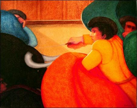 Madelyn Jordon Fine Art Ernesto Gutierrez: In the Valley of the Incas 3