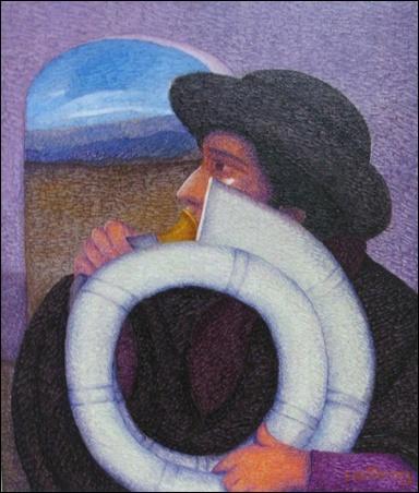 Madelyn Jordon Fine Art Ernesto Gutierrez: In the Valley of the Incas 7