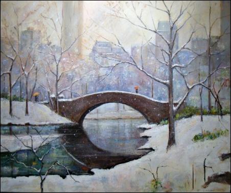 Madelyn Jordon Fine Art Lawrence Kelsey: New York, Dawn to Dusk  13