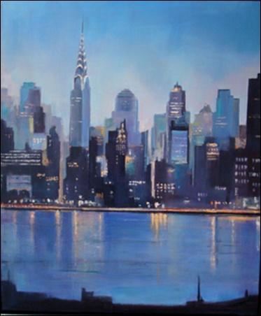 Madelyn Jordon Fine Art Lawrence Kelsey: New York, Dawn to Dusk  14