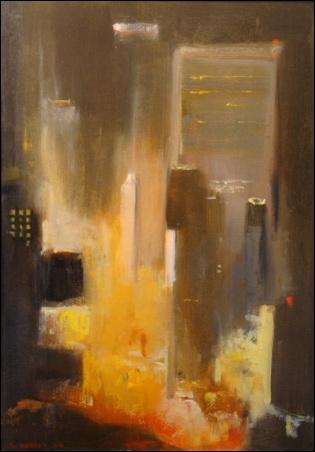 Madelyn Jordon Fine Art Lawrence Kelsey: New York, Dawn to Dusk  19