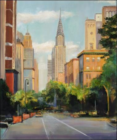 Madelyn Jordon Fine Art Lawrence Kelsey: New York, Dawn to Dusk  2