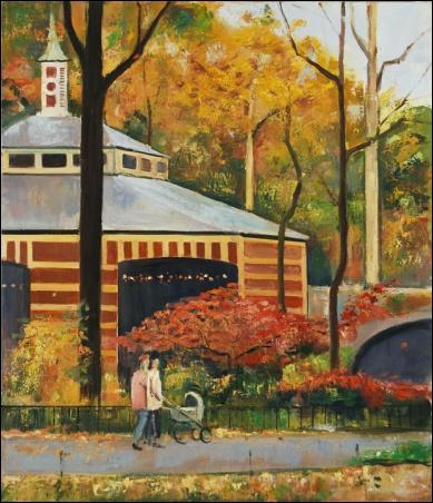 Madelyn Jordon Fine Art Lawrence Kelsey: New York, Dawn to Dusk  4