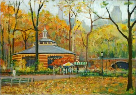 Madelyn Jordon Fine Art Lawrence Kelsey: New York, Dawn to Dusk  8