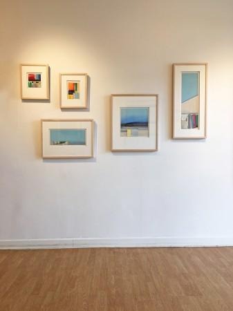 Madelyn Jordon Fine Art LINDA TOUBY: JE T'AIME Install 6