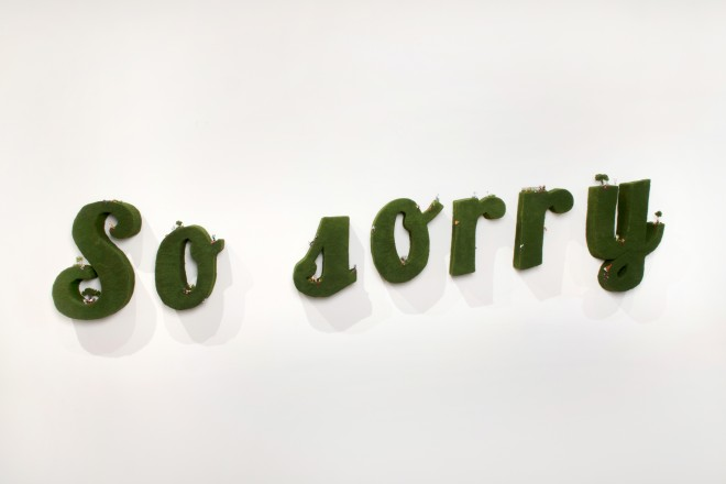 Madelyn Jordon Fine Art ABIGAIL GOLDMAN: So Sorry 25