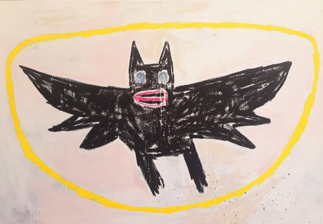 "Madelyn Jordon Fine Art CONTEXT: Art Miami, Nov 29- Dec 4, 2016 Adam Handler, ""Bat in Salem"""