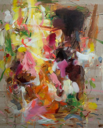 Madelyn Jordon Fine Art YANGYANG PAN :East Meets West in Contemporary Abstraction Beautiful Sorrow