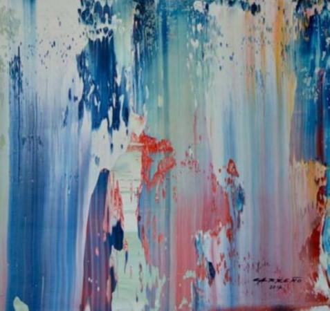 Madelyn Jordon Fine Art ANTONIO CARREÑO: INSTINCT Cascade #2