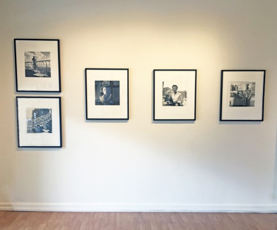 Madelyn Jordon Fine Art VIVIAN MAIER REVEALED: SELECTIONS FROM THE ARCHIVES Install