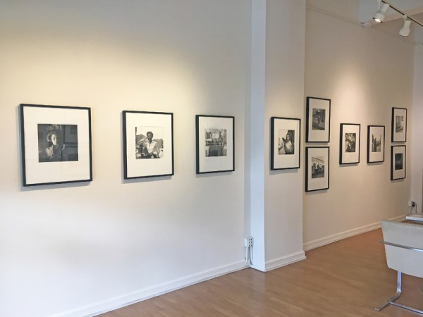 Madelyn Jordon Fine Art VIVIAN MAIER REVEALED: SELECTIONS FROM THE ARCHIVES Install 2