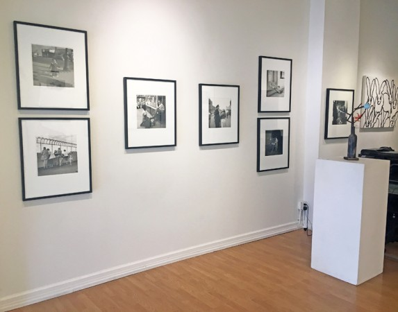 Madelyn Jordon Fine Art VIVIAN MAIER REVEALED: SELECTIONS FROM THE ARCHIVES Install 5