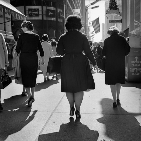 Madelyn Jordon Fine Art VIVIAN MAIER REVEALED: SELECTIONS FROM THE ARCHIVES Chicago, IL, c. 1960, Printed 2017, Gelatin silver print, Ed. 12/15