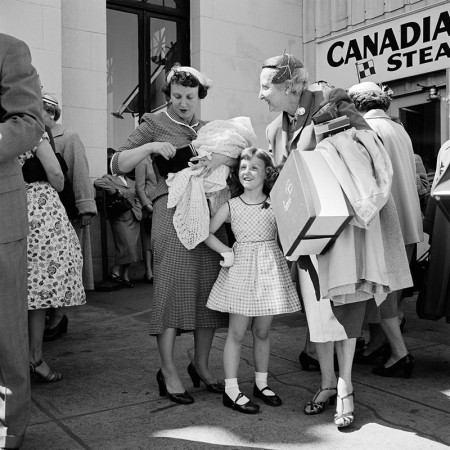 Madelyn Jordon Fine Art VIVIAN MAIER REVEALED: SELECTIONS FROM THE ARCHIVES Canada, 1950, Printed 2017, Gelatin silver print, Ed. 13/15