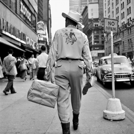 Madelyn Jordon Fine Art VIVIAN MAIER REVEALED: SELECTIONS FROM THE ARCHIVES Untitled, n.d., Printed 2015, Gelatin silver print, Ed. 7/15