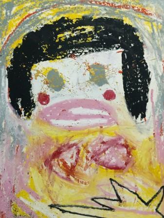 Madelyn Jordon Fine Art 2016, in with a POP!  Firecracker