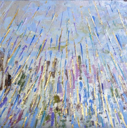 Madelyn Jordon Fine Art Michelle Sakhai: Treasured Elements Flow