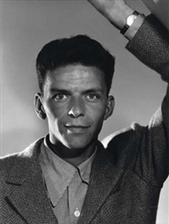 Madelyn Jordon Fine Art New Season New Faces Philippe Halsman: Frank Sinatra