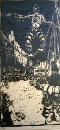 Madelyn Jordon Fine Art Theodore Fried (Estate) 4