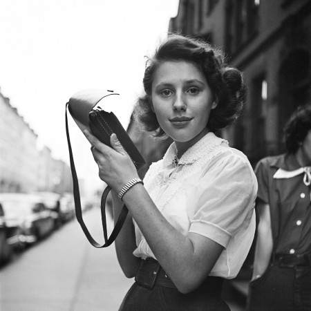 Madelyn Jordon Fine Art VIVIAN MAIER REVEALED: SELECTIONS FROM THE ARCHIVES New York, NY, c. 1950, Printed 2015, Gelatin silver print, Ed. 8/15