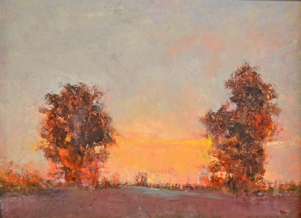 Madelyn Jordon Fine Art In the Country, By the Sea-- Parts I and II Elissa Gore, Innis Sunset
