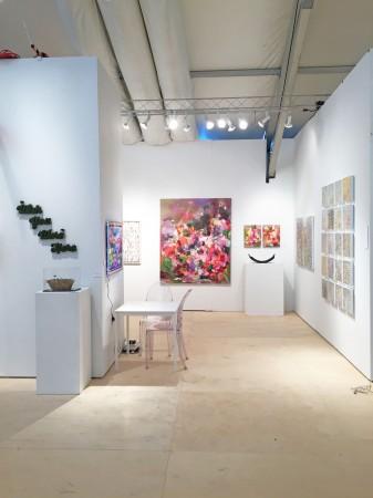 Madelyn Jordon Fine Art CONTEXT: Art Miami, Nov 29- Dec 4, 2016 Install 1