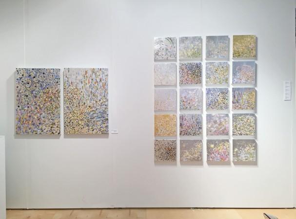 Madelyn Jordon Fine Art CONTEXT: Art Miami, Nov 29- Dec 4, 2016 Install 3