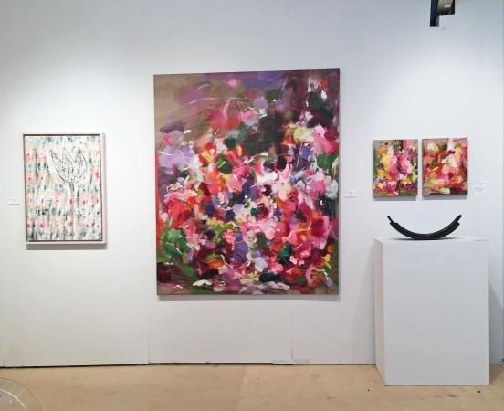 Madelyn Jordon Fine Art CONTEXT: Art Miami, Nov 29- Dec 4, 2016 Install 5