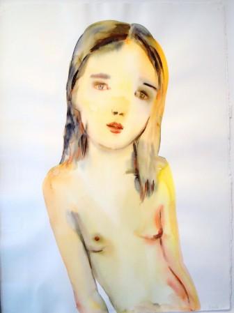 Madelyn Jordon Fine Art LOCAL/GLOBAL: A Group Exhibition Kim McCarty, Girl