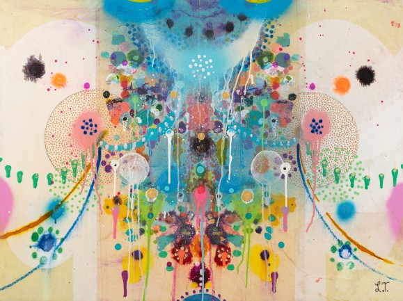 Madelyn Jordon Fine Art Liz Tran: Cosmic Explorations   Tiffany Tang: Moon Jars