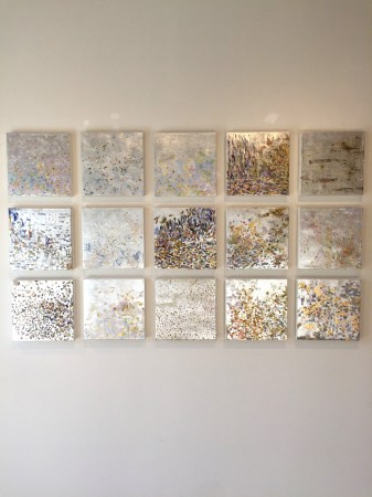 Madelyn Jordon Fine Art A Whiter Shade of Winter  Winter Break Installation