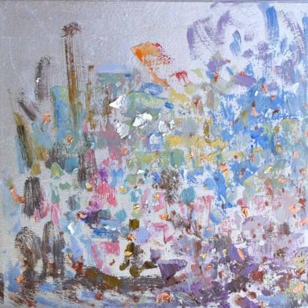 Madelyn Jordon Fine Art Michelle Sakhai: Treasured Elements 31