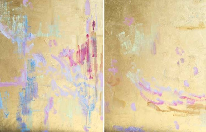 Madelyn Jordon Fine Art Michelle Sakhai: Treasured Elements Rapture Part I and II