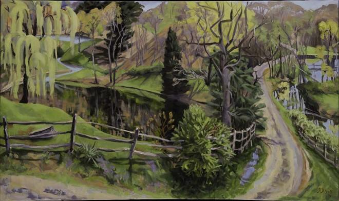 Madelyn Jordon Fine Art SUMMER REMIX: A Group Salon 15