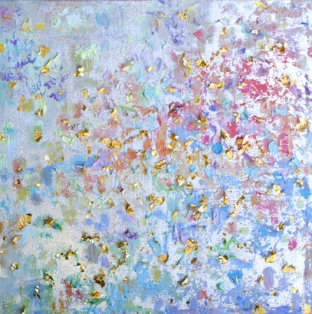 Madelyn Jordon Fine Art Michelle Sakhai: Treasured Elements Serenity