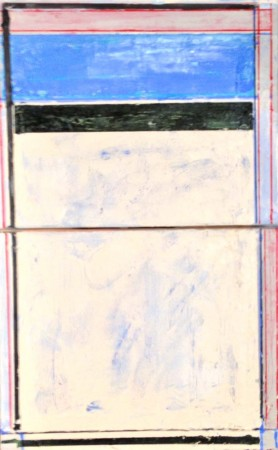 Madelyn Jordon Fine Art A Whiter Shade of Winter  Sidneys Door diptych