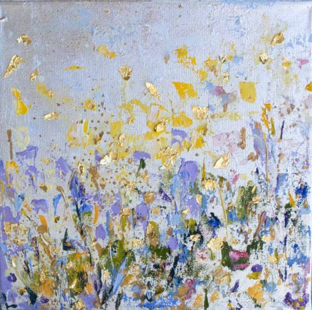 Madelyn Jordon Fine Art Michelle Sakhai: Treasured Elements Spring Awakening