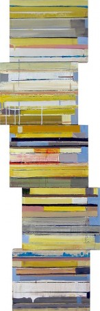 Madelyn Jordon Fine Art STANFORD KAY: Collected Works Yellow Stack