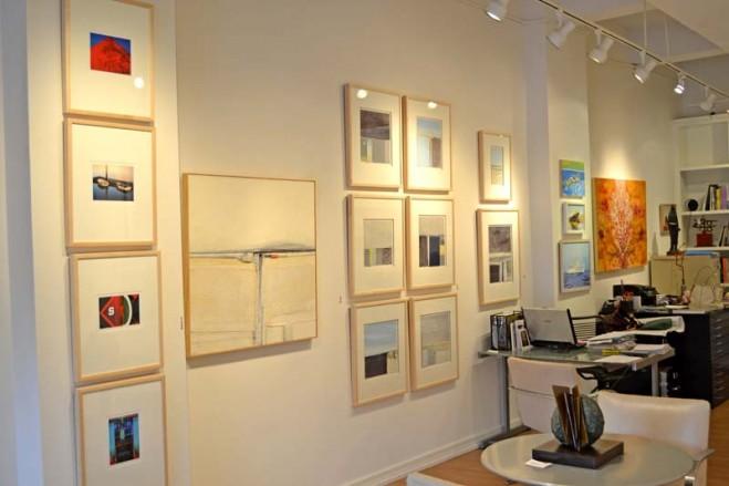 Madelyn Jordon Fine Art SURF & TURF Installation Shot 4